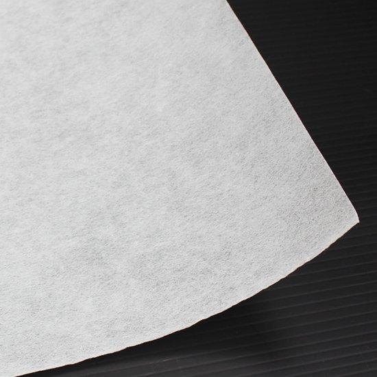 ペローン 不織布 白 11008 厚さ 0.70mm ハワイアンカパ用 (衣装やオヘカパラに)