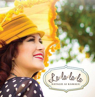 【CD】 La La La La / Natalie Ai Kamauu (ララララ / ナタリーアイ カマウウ) 【メール便可】
