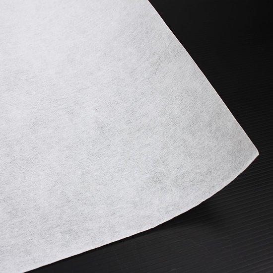 ペローン 不織布 白 10503 厚さ 0.36mm ハワイアンカパ用 (衣装やオヘカパラに)