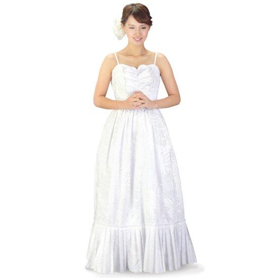 Aライン ウエディングドレス パニエ付き wdrs-45003ds 【オーダーメイド】