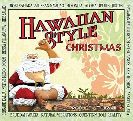 【CD】 Hawaiian Style Christmas V.1 / V.A. 【メール便可】 cdvd-cd