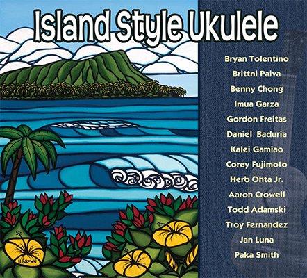 【CD】 Island Style Ukulele / V.A. 【メール便可】 cdvd-cd