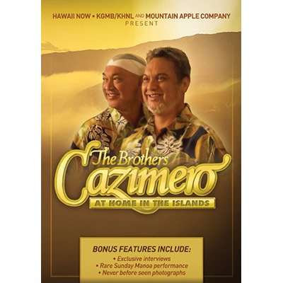 【DVD】At Home in the Islands / The Brothers Cazimero ブラザーズ・カジメロ 【メール便可】