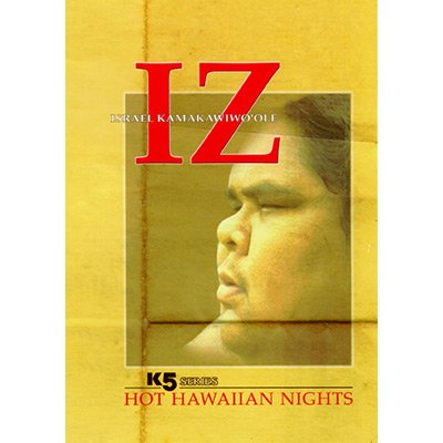 【DVD】 IZ - Hot Hawaiian Nights  / Israel Kamakawiwo'ole  イズラエル・カマカビボオレ 【メール便可】 (リージョン1) cdvd-dvd