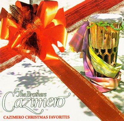 【CD】 Cazimero Christmas Favorites / The Brothers Cazimero 【メール便可】 cdvd-cd