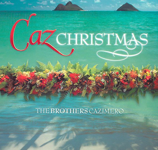 【CD】 Caz Christmas / The Brothers Cazimero 【メール便可】 cdvd-cd