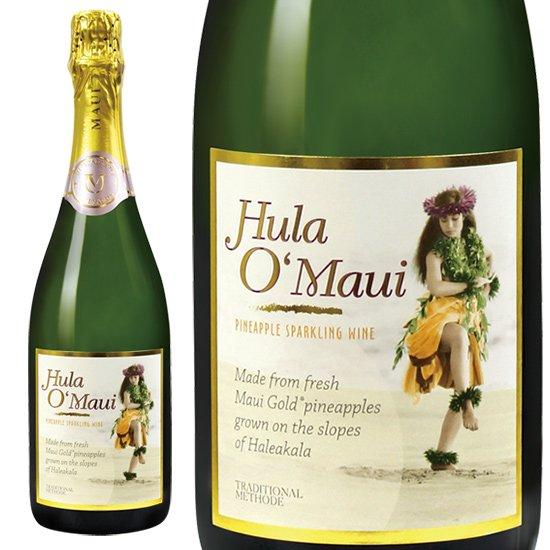 マウイ・ワイン フラ・オ・マウイ スパークリングワイン 750ml drnk-wine-hulao