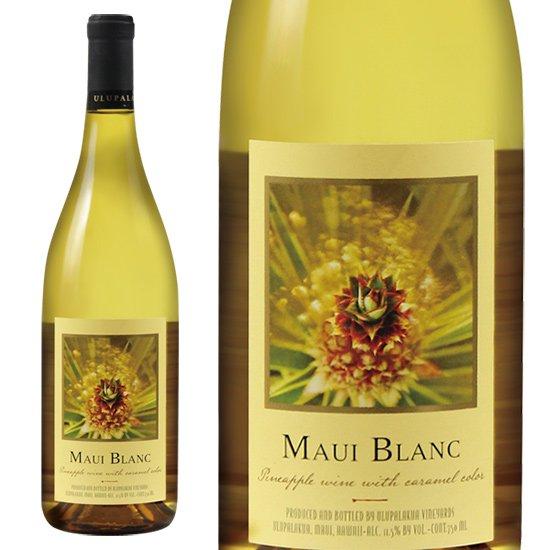 マウイ・ワイン マウイブラン 白ワイン 750ml drnk-wine-mauib