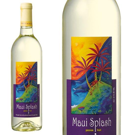 マウイ・ワイン マウイスプラッシュ パイナップル 白ワイン 750ml drnk-wine-mauis