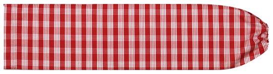 【コットン】 赤のパウスカートケース パラカ柄 (綿100%) Pcase-ctt-palaka-RD 【メール便可】★オーダーメイド