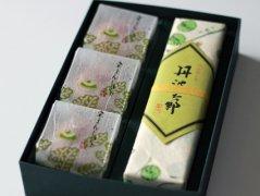 詰合せ(丹波太郎×1・栗まんじゅう×3)