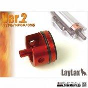【LayLax/ライラクス】<PROMETHEUS/プロメテウス>エアロシリンダーヘッド Ver.2