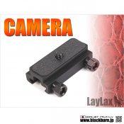 【LayLax】カメラマウントベース