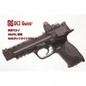 【DCI Guns】RMRダットサイトマウントV2.0(アイアンサイトなし)東京マルイM&P9専用