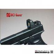 【DCI Guns】RMRダットサイトマウントV2.0 東京マルイ G17 3rd Gen.4/19/22/26/34専用