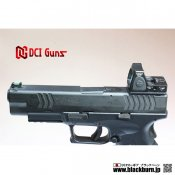 【DCI Guns】RMRダットサイトマウントV2.0 東京マルイ XDM専用