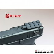 【DCI Guns】20mmレールマウントV2.0 東京マルイ 電動G18C専用