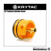 【LayLax】KRYTAC電動ガン用 TRIDENT/LVOA用 V2シリンダーヘッド