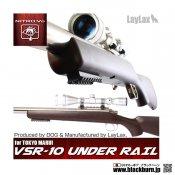 【LayLax】NITRO.Vo VSR-10 アンダーレイル