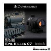 【LayLax】ダットサイト Evil Killer 07 (イビルキラー)