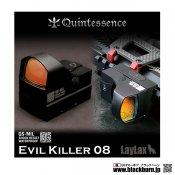 【LayLax】ダットサイト Evil Killer 08 (イビルキラー)