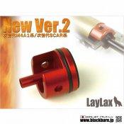 【LayLax】エアロシリンダーヘッド NewVer.2