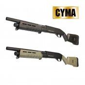 【CYMA】M870M-Styleショート|DE