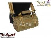 【FLYYE】MID バレルショルダーアクセサリーバッグ KH