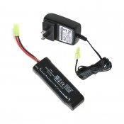 【UFC】ニッケル水素 ミニタイプバッテリー&デルタピーク充電器