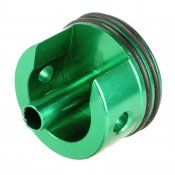 【UFC】 CNC アルミ シリンダーヘッド Ver2, 3共用 Green