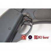 【DCI Guns】CYMA M870用ストレートトリガーBK