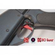 【DCI Guns】CYMA M870用ストレートトリガーRED