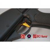 【DCI Guns】CYMA M870用ストレートトリガーGOLD