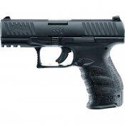 【Walther/UMAREX】PPQ M2 GBBガスブローバック BK