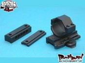 【G&P】30mm レッド・ドット・サイト QD マウント