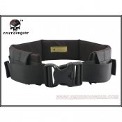 <img class='new_mark_img1' src='https://img.shop-pro.jp/img/new/icons52.gif' style='border:none;display:inline;margin:0px;padding:0px;width:auto;' />【EMERSON】MOLLE Padded Patrol Belt BK Lサイズ