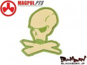 【MAGPUL/マグプル】マグプルロゴパッチ 10th Anniversary (Desert Tan)