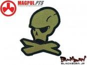 【MAGPUL/マグプル】マグプルロゴパッチ 10th Anniversary (OD)