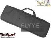 【FLYYE】914mmライフル キャリーバッグ BK