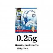 【G&Gアーマメント】バイオ弾BB 0.25g 1kg 約4000発入り