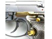 【フリーダムアート】マルイM92F ロングスライドストップ ゴールド
