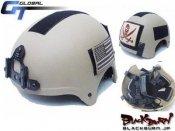 【GT】NAVY SEALS(ネイビーシールズ)IBHタイプヘルメット/TAN