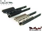【LayLax/ライラクス】SCAR-L/SCAR-H ハンドガードブースター BK