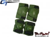 【GT】Heavy duty Elbow&Kneepad set OD