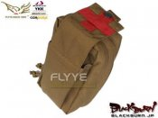 【FLYYE】MOLLE SpeOps Thin Ultility Pouch CB