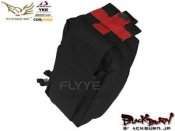 【FLYYE】MOLLE SpeOps Thin Ultility Pouch BK