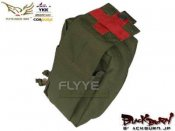 【FLYYE】MOLLE SpeOps Thin Ultility Pouch OD