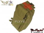 【FLYYE】MOLLE SpeOps Thin Ultility Pouch KH