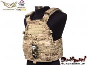【FLYYE】MILLE LT6094 Vest(AOR1)