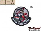 【MILL SPEC MONKEY】Danger Close 織物(SWAT/ARID/FULL COLOR)
